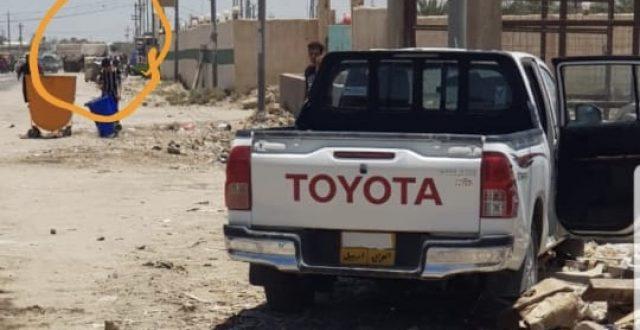 بالصور .. شرطة البصرة تقتل اثنين قاموا بتسليب مقاول في شمال المحافظة