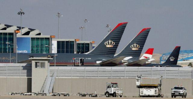 الأردن تحدد موعد فتح المطارات وخطة العمل