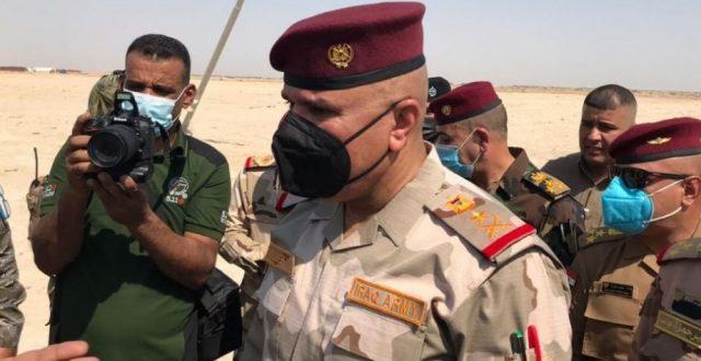 العمليات المشتركة: قوة من قيادة العمليات ستصل قريباً إلى منفذ زرباطية الحدودي