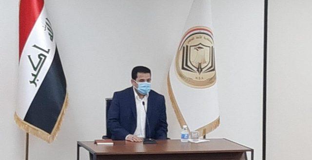 الاعرجي: العراق أصبح نقطة التقاء وليس ساحة للصراعات