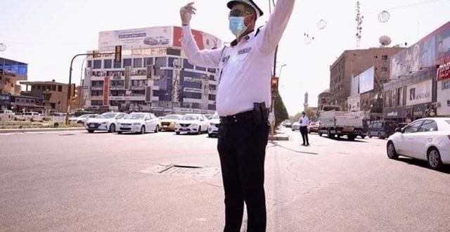وزير الداخلية يشكر رجال المرور