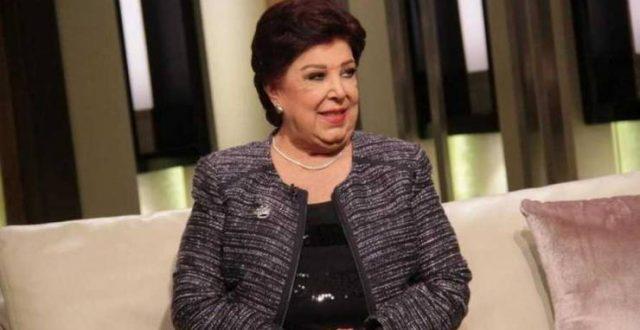 وفاة الفنانه المصرية رجاء الجداوي اثر اصابتها بفايروس كورونا