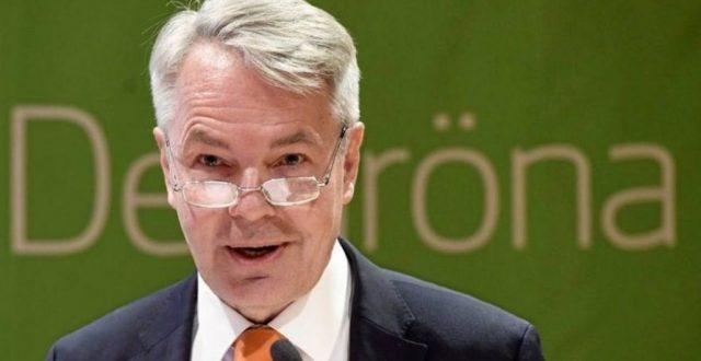 وزير الخارجية الفنلندي: نتطلع للتعاون الاقتصادي بين الاتحاد الاوروبي والعراق