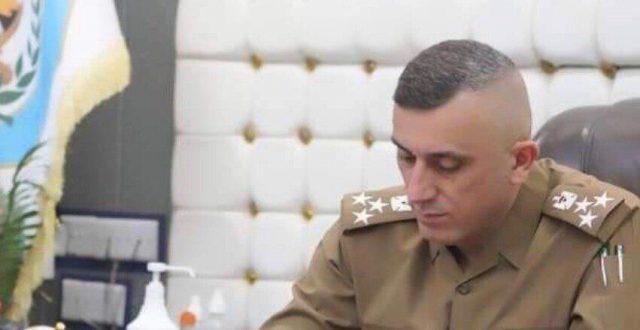 إصابة قائد شرطة محافظة واسط بفيروس كورونا