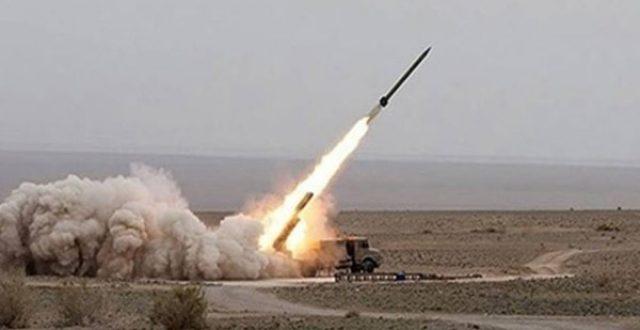 سقوط ثلاث صواريخ نوع كاتيوشا على قاعدة التاجي شمال بغداد