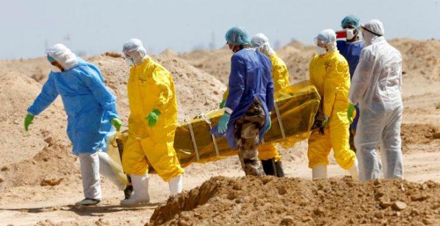 بالوثيقة.. وزارة الصحة تسمح لذوي المتوفين بفيروس كورونا بدفنهم في أي مقبرة عامة