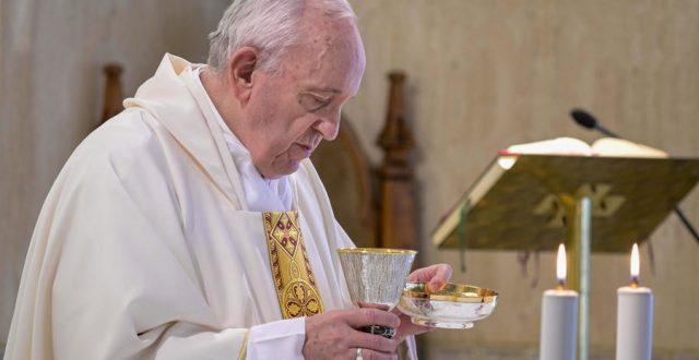 البابا فرنسيس يعرب عن حزنه الشديد لقرار تحويل متحف آيا صوفيا في إسطنبول إلى مسجد