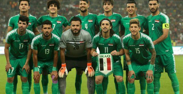 منتخبنا العراقي في المركز 70 عالمياً والسابع آسيوياً وعربياً