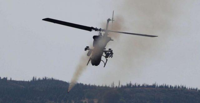 كردستان.. قصف تركي يحرق مئات الدونمات شمال دهوك