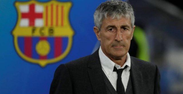 ظهور مرشح جديد لخلافة سيتين في برشلونة