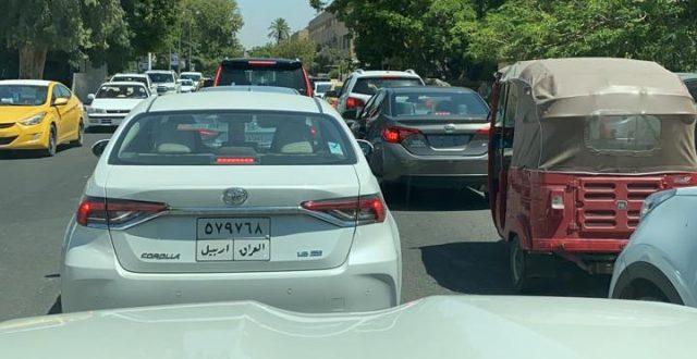 بالصور.. شارع أبو نؤاس الآن
