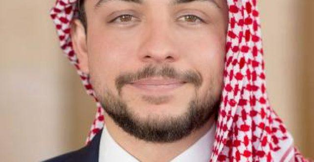 صورة| كيف رد ولي العهد الأردني على شاب طلب كمامة مثل كمامة الملك؟ّ!