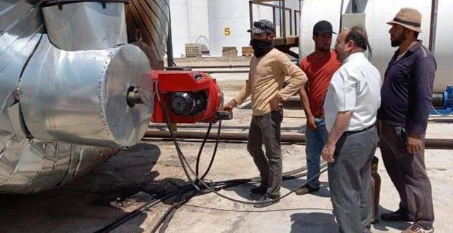 الشركة العامة للصناعات تستأنف تصدير منتجاتها الاسفلتية الى دولة الامارات