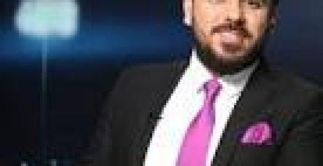 بالفيديو :نجاة الاعلامي العراقي حيدر زكي من انفجار بيروت