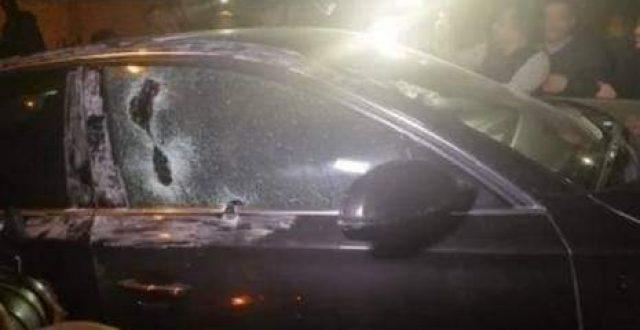 بالصور .. اغتيال المتظاهر فلاح الحسناوي وخطيبته في البصرة