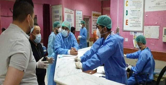 صحة الديوانية تعلن شفاء 56 شخصاً من كورونا