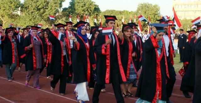 التعليم تحدد 22 من تشرين الأول المقبل موعداً لتخرج الطلبة الناجحين من الدور الأول