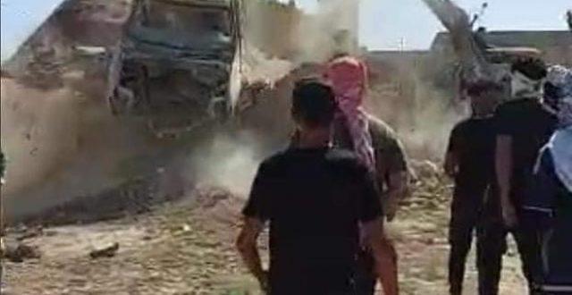 """بالشفلات.. تفليش جميع مقرات الاحزاب في محافظة ذي قار """"صور"""""""