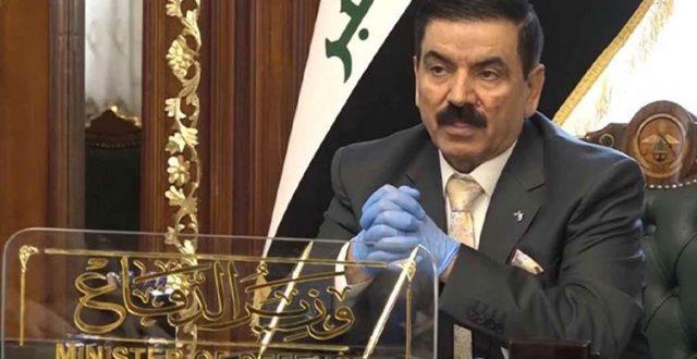 الأمن النيابية تستضيف وزير الدفاع في البرلمان