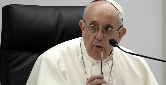 بابا الفاتيكان: المتعة الجنسية هبة مباشرة من الله