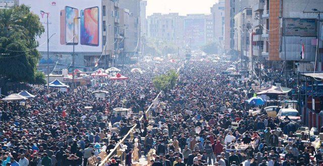 العراق يتصدر دول العالم بالنمو السكاني سنوياً