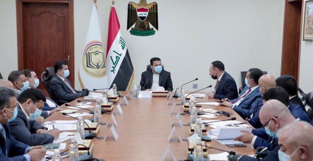 مستشار الأمن الوطني يترأس اجتماعاً حول دعم المحافظات المحرّرة