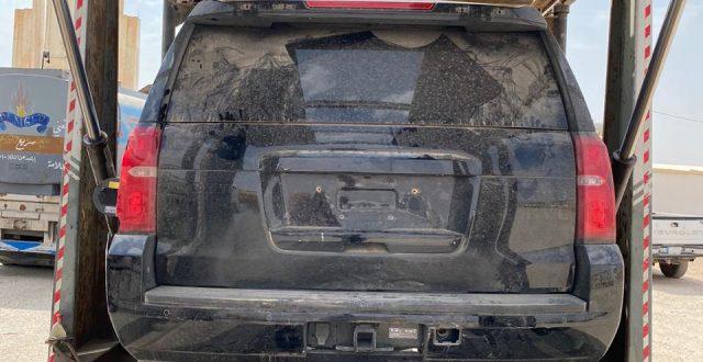 المنافذ تتمكن من ضبط بضاعة بدون شهادة منشأ واعادة عجلة إلى الجانب الأردني في منفذي زرباطية وطريبيل الحدوديين