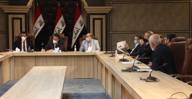 اللجنة المالية تستضيف وزير الزراعة ومدير عام عقارات الدولة