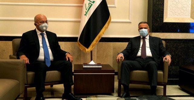 """سياسي عضو بالفتح: الكاظمي وصالح يقودان """"انقلابا ابيضا"""" على العملية السياسية"""