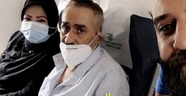 الشاعر عادل محسن مغادر الى بيروت لتلقي العلاج