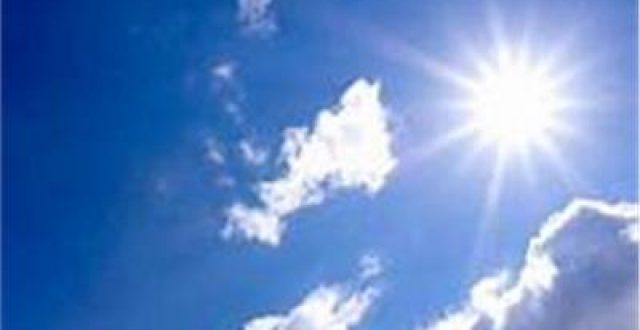 تعرف على تغيرات الطقس للايام المقبلة
