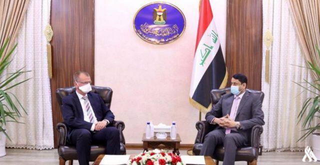 تمديد عمل بعثة برنامج الأمم المتحدة الإنمائي في العراق لغاية عام 2023