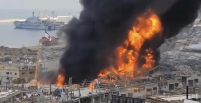 لبنان تعرد لتحترق من جديد