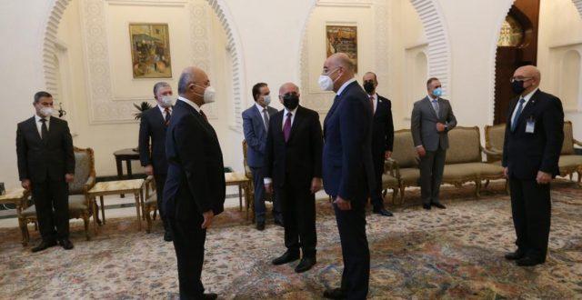 برهم صالح: العراق يسعى للتعاون مع الحلفاء والأصدقاء لمواجهة التحديات الإقليمية والدولية