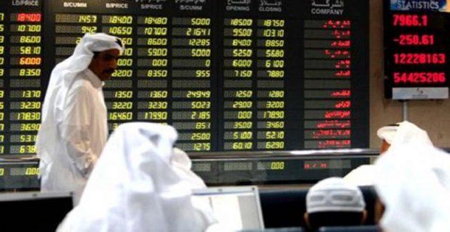 الأسهم المالية في الخليج تتصدر المتضررين من انخفاض أسعار النفط