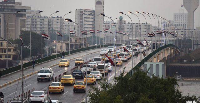 عاجل.. قائد عمليات بغداد يوجه باعادة افتتاح جسر السنك