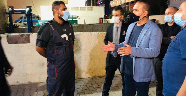 أمين بغداد الجديد يتسنم منصبه رسميا