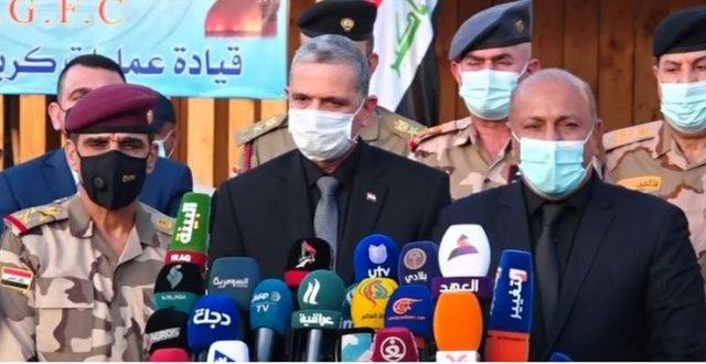 وزير الداخلية يعلن نجاح الخطة الأمنية والخدمية والصحية الخاصة بزيارة الأربعين