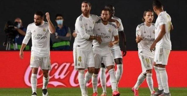 بالاسماء.. تشكيلة ريال مدريد في مباراة اليوم ضد قادش بالليغا