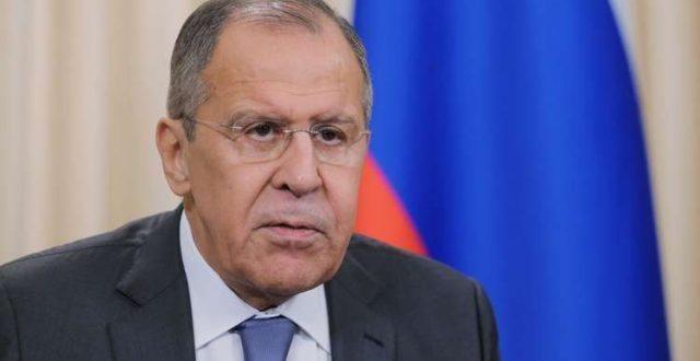 وزير الخارجية الروسي يوضح موقف بلاده بخصوص الانسحاب الأمريكي من العراق