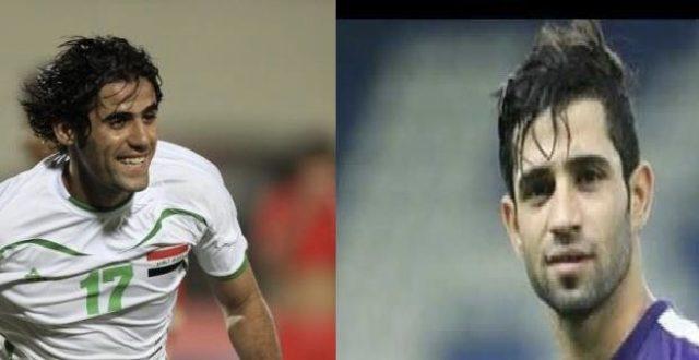 اصابة لاعبي المنتخب الوطني والزوراء علاء عبد الزهرة وحسين علي بكورونا