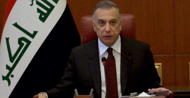 مجلس الوزراء يعقد جلسة اعتيادية برئاسة رئيس مجلس الوزراء السيد مصطفى الكاظمي ويصدر عدة قرارات