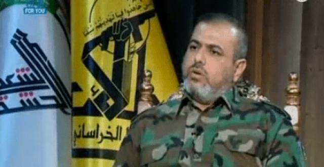 الآن.. اعتقال الامين العام لسرايا الخراساني السيد علي الياسري