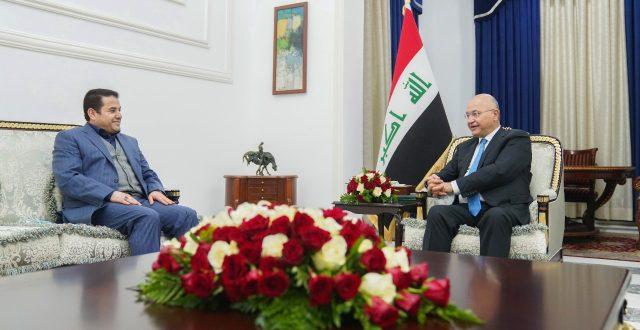 رئيس الجمهورية يستقبل مستشار الأمن الوطني