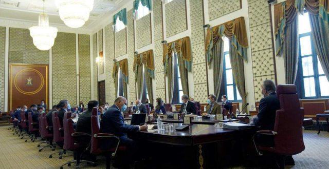 المجلس الوزاري للأمن الوطني يناقش المستجدات الأمنية ويتخذ 4 قرارات