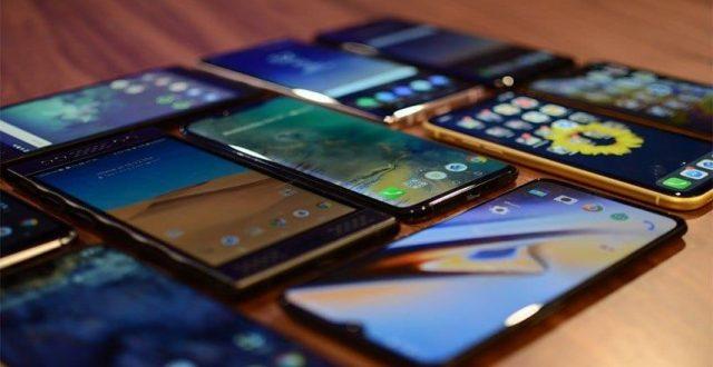 أشهر الشركات المصنعة للهواتف لهذا العام