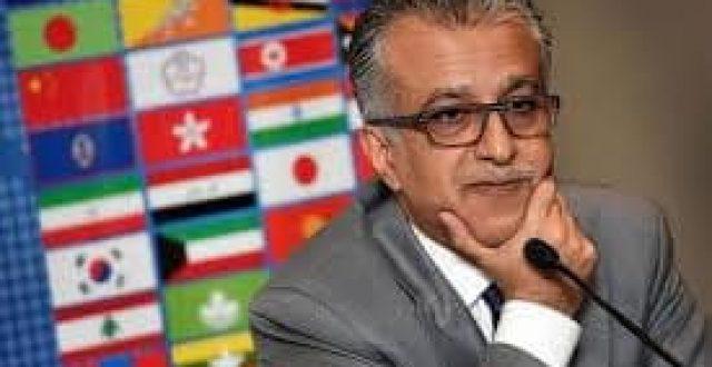 رئيس الاتحاد الآسيوي لكرة القدم يعتذر عن حضور مباراة العراق والكويت