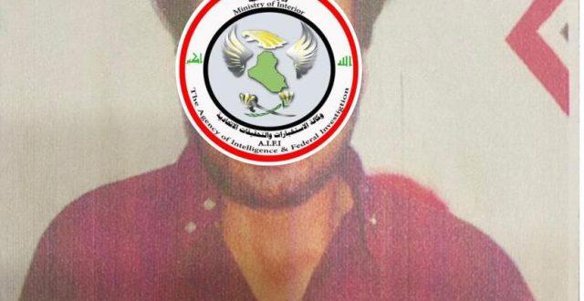 القبض على مايسمى ناقل بريد قاطع الانبار بداعش في قضاء الرطبة