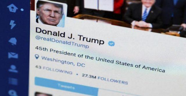 """بعد غلق حسابه.. تعليق حساب حملة """"ترامب"""" الانتخابية على """"تويتر"""""""