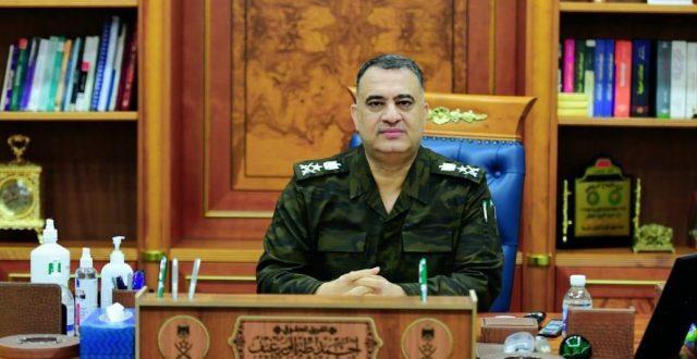 الفريق الحقوقي احمد ابو رغيف يباشر مهام عمله وكيلاً للاستخبارات